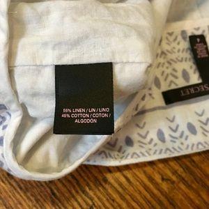 Victoria's Secret Shorts - Victoria Secret Linen Blend Shorts